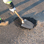 Cold-mix asphalt: